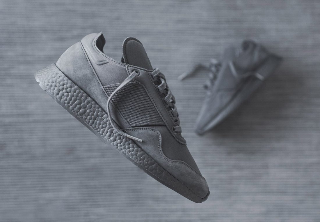 Daniel Arsham x adidas Originals New